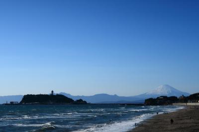 七里ヶ浜#3(神奈川県鎌倉市)へ・・・