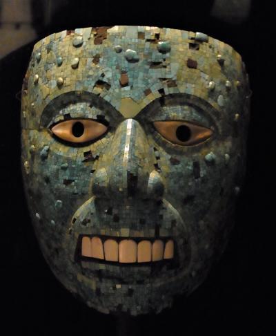 大英博物館(2014年)ーマヤ・アステカ他ー