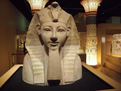 2021年2月 江戸東京博物館 古代エジプト展