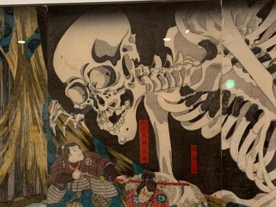 歌川国芳 月岡芳年 アバンギャルドな浮世絵師