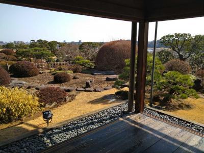 【茨城】 好文亭から偕楽園の景色を愛でる 【水戸】