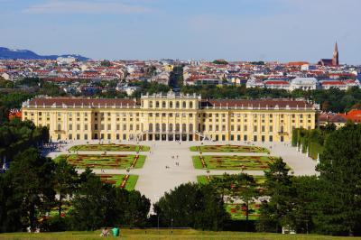 2018夏ウイーン美術紀行(12)世界遺産シェーンブルン宮殿とリングシュトラーセ散策