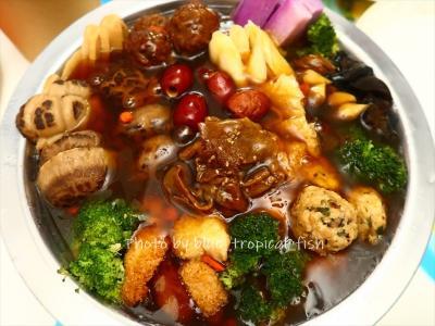 新年快樂!恭喜發財!2021年旧正月元旦(年初一)香港にて その2 ~香港式の甘いおやつと香港のお正月料理「盆菜」~