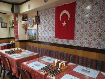 ランチde世界旅行ー17の4 トルコ(テイクアウト)