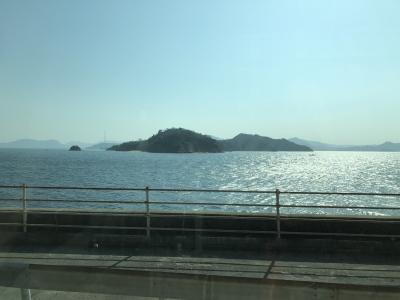 広島 ひろしま美術館 大久野島 竹原へ 泊まりは カンデオホテル その2