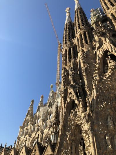 7日間のバルセロナ、特典航空券で辿り着いてモデルニスモ建築を DAY3
