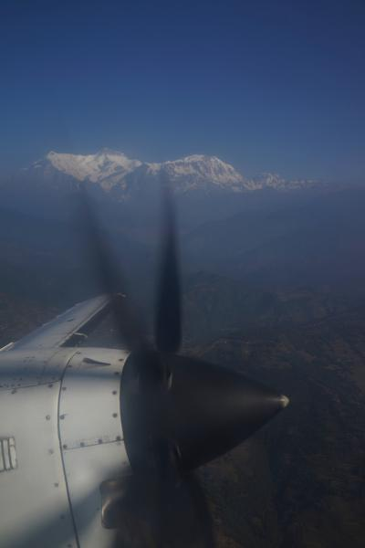 LCC乗り継ぎのネパール2012(再度カトマンズ編)
