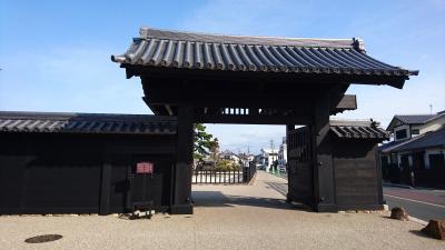 【Day out w/ N】ちょいと江戸時代へ。 <新居関所資料館>