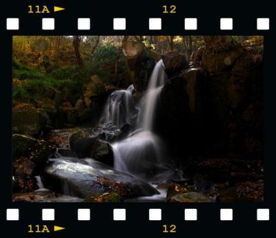 ◆東北ほぼ最南端~晩秋の湯岐温泉 (雷滝&不動滝)