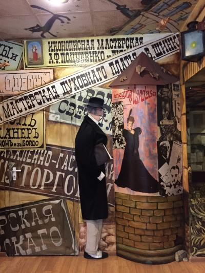 ある街角の博物館