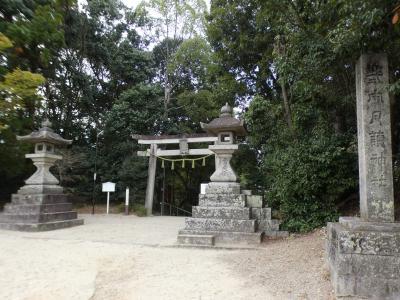 京田辺 大住 月読神社(Tsukiyomi Shrine, Osumi, Kyotanabe, Kyoto, JP)