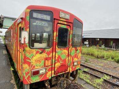 【2020年夏の乗り鉄】第2弾:米沢線・山形鉄道・仙山線・常磐線