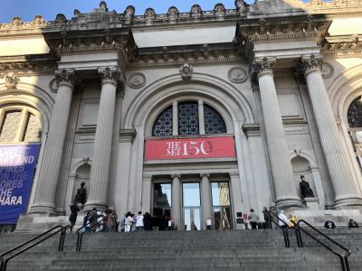 (4) 無料で自由の女神クルーズとメトロポリタン美術館