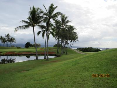 翻弄された2021年2月のハワイ