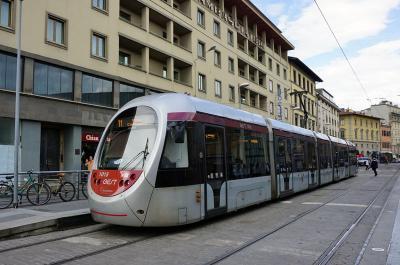 南ドイツ・北イタリア鉄道の旅(その12 スリに遭遇したフィレンツェからフレッチャロッサ1000でローマへ)