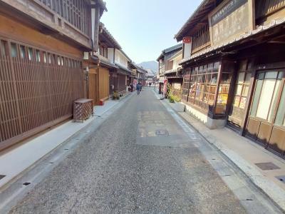 旧東海道自転車探訪 その壱(50水口宿~47関宿)