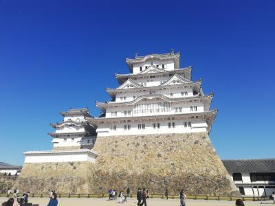 秋の姫路城&赤穂温泉
