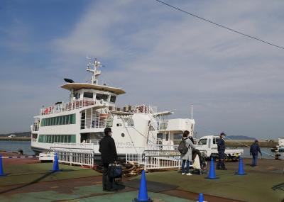 福岡姪浜港から10分、ひょっこりひょうたん島の能古島&B級町歩きツアー