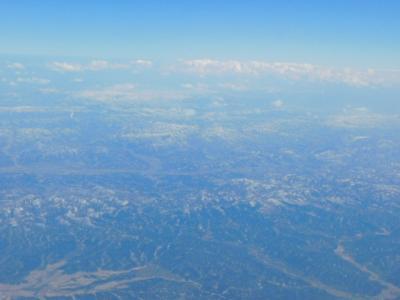 稚内空港発ANA572便羽田空港行きフライトログ4(道北~道南・苫小牧)!