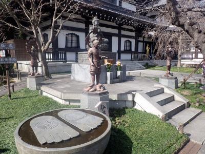 坂東観音巡り 第4番 海光山 長谷寺から新江ノ島水族館を訪れました。