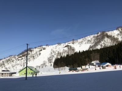 202102 5歳・2歳児連れ越後中里初スキー