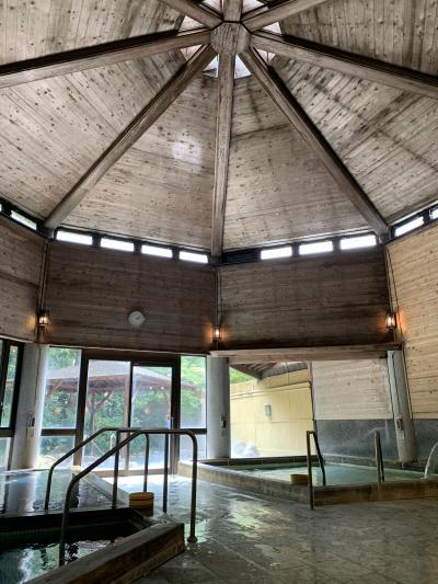 畑毛温泉_Hatake Onsen 『ぬる湯』で温冷交互浴!周辺に古墳時代の遺跡も残る歴史ある温泉