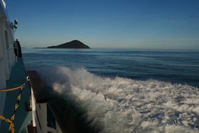 今話題の糸島半島、牡蠣小屋の岐志港から渡る福岡の小さな離島、姫島編
