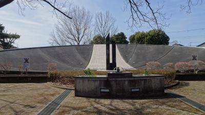 ゴンママが出掛けた留守番中の散歩は、河津桜を見に笹原公園と昆陽南公園へ その5完。