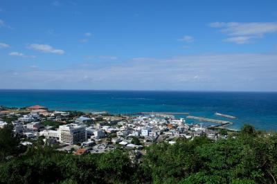 沖縄本島 初冬のリゾートを満喫・後