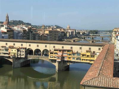 2020年9月 イタリア旅行12 花の都♪ここはフィレンツェ フィレンツェに到着 Firenze