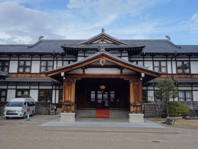 あこがれの奈良ホテルに泊まる。ワクワクしますね。