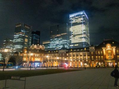 Tokyo Night Travel ~夜の東京駅編~