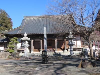 茨城・城里町(旧桂村)にある「高根山大山寺」に行きました