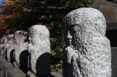 お地蔵様にほっこり☆湯村温泉郷を散策し湯村山ハイキング