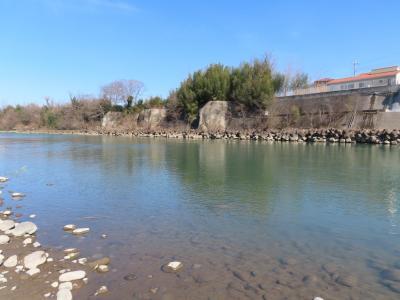爺二人、相棒の運転で高崎市内の釣り場を探しに&幸楽苑で食事 2021/02/28