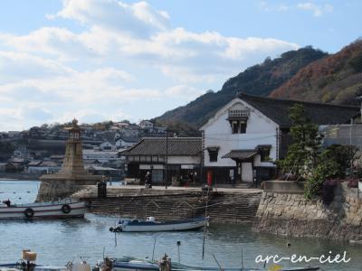 備後から筑前☆温泉の旅☆《2》仙酔島&鞆の浦編(2020)