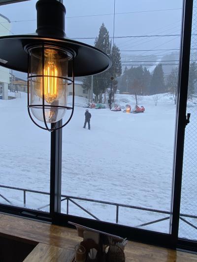 野沢温泉スキー3日目(滑って帰ります)