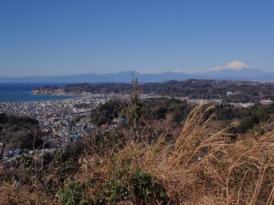 鎌倉散歩 平成巡礼道 (至衣張山)から釈迦堂切通し・安国寺・本覚寺・大巧寺を巡りました。