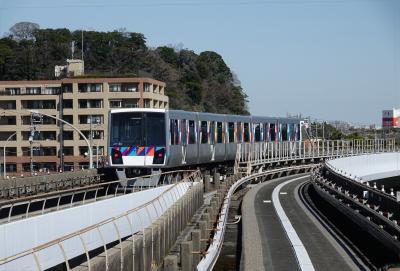 金沢シーサイドライン 小さな旅