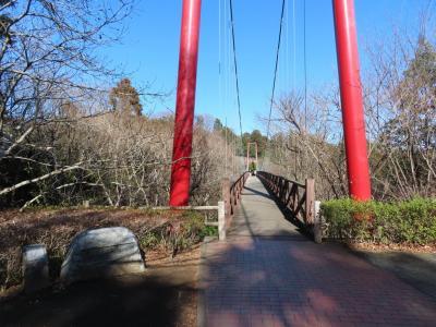 爺二人、相棒の運転で小栗上野介忠順終焉の地、高崎市染料植物園を観光 2021/03/03