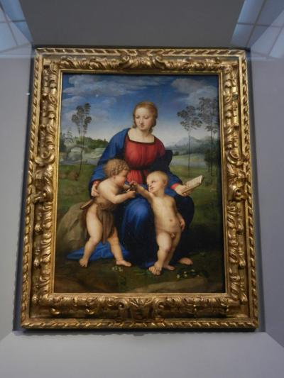 2020年9月 イタリア旅行13 ウフィツィ美術館を堪能♪ フィレンツェ Firenze