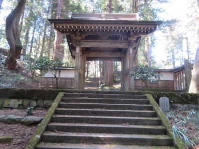 大田原・黒羽の「雲巖寺」と「大雄寺」に行きました