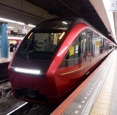 E MAR 2021  OSAKA・・・・・②近鉄特急ひのとり