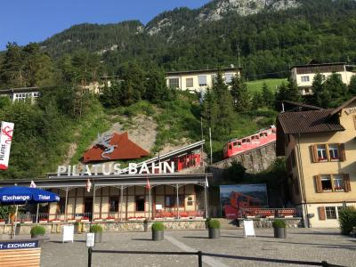 スイス 絶景に心奪われ、列車に心躍る15日の旅 ⑤【ピラトゥス登山鉄道】