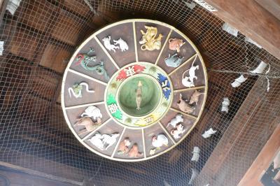 福岡地下鉄一日乗車券を利用して観光しました。東長寺・櫛田神社・筥崎宮・大濠公園・元寇防塁・近代建築