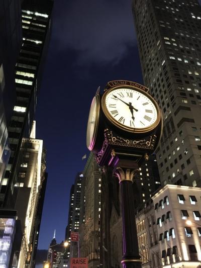 はじめてのニューヨーク冬3泊5日 後半