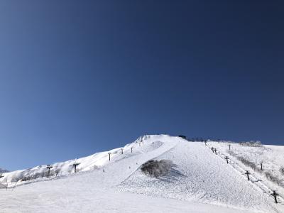海外旅行だけでなく国内スキーも行くよ♪ 2021年2月・八方尾根の巻
