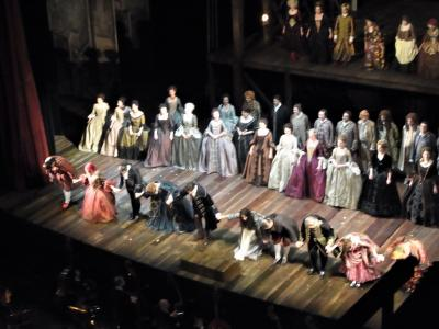 ウィーン国立歌劇場でゲオルギューを見る(2014年3月)