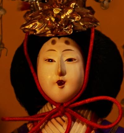 Japan 名栗の古民家ひらぬまのお雛様