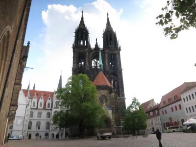 心の安らぎ旅行(2019年 夫目線Part13 ドイツ滞在5日目 Meissen マイセン 大聖堂とアルプレヒト城を見学♪)